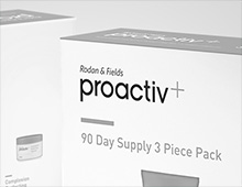 Proactiv+ Packaging